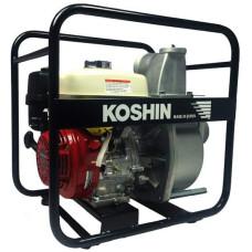 Мотопомпа для полугрязной воды Koshin STH-100X