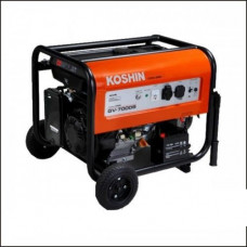 Генератор Koshin GV-7000S-BAC