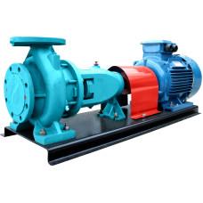 Насос К150-125-315 с двигателем 30 кВт 1500 об.мин