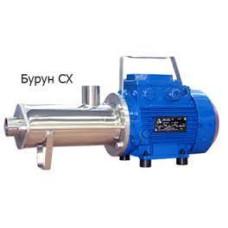 Насосний Агрегат Бурун CX6 / 4-1,5 / 4-Б с двигателем 1,5 кВт