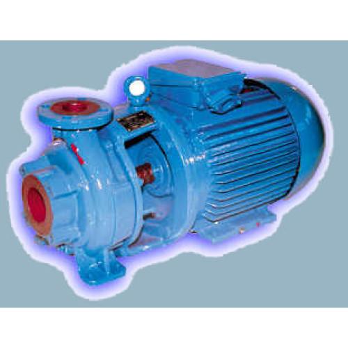 KM50-32-125 с двигателем 2,2 кВт 3000 об.мин